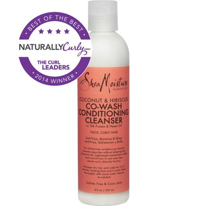 SheaMoisture Coconut Hibiscus Cowash Conditioner