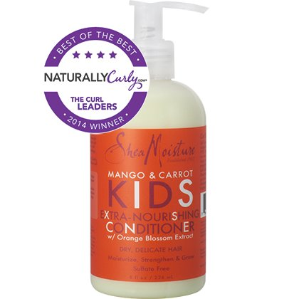 SheaMoisture Mango Carrot Kids Extra Nourishing Conditioner