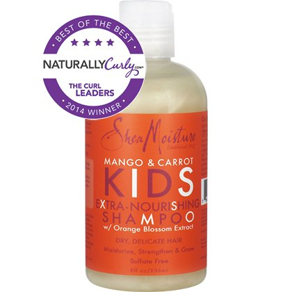 SheaMoisture Mango Carrot Kids Extra Nourishing Shampoo