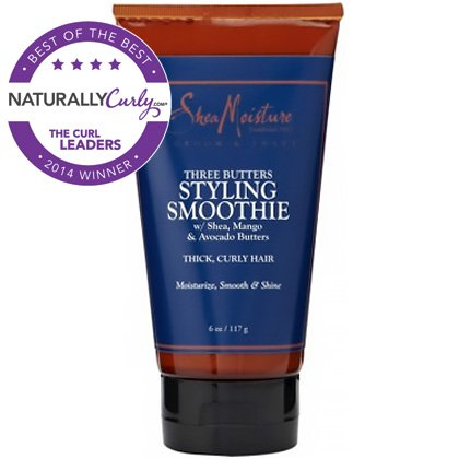 SheaMoisture Three Butters Styling Smoothie