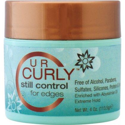U R Curly Still Control Edges