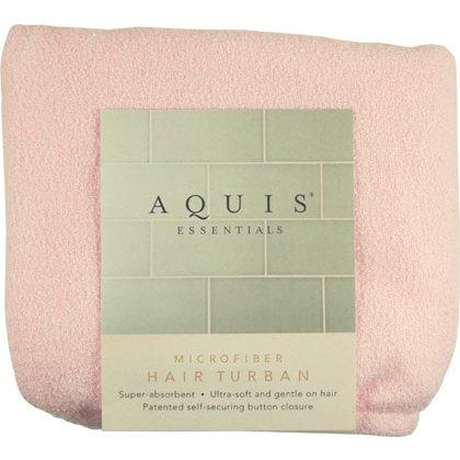 Aquis Essentials Microfiber Hair Turban