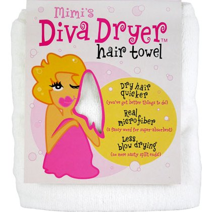 Aquis Mimis Diva Dryer Hair Towel
