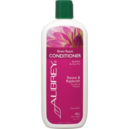 Aubrey Organics Biotin Repair Conditioner