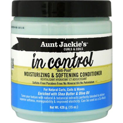 Aunt Jackies In Control Anti Poof Conditioner