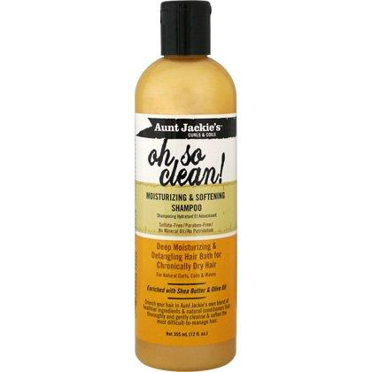 Aunt Jackies So Clean Shampoo