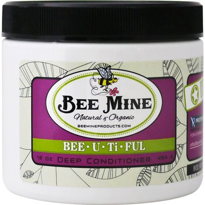 Bee Mine Bee U Tiful Deep Conditioner