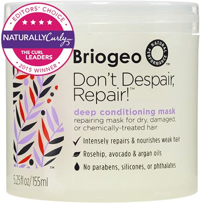 Briogeo Dont Despair Repair Deep Conditioning Mask