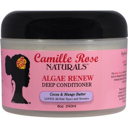 Camille Rose Naturals Algae Deep Conditioner
