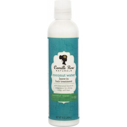 Camille Rose Naturals Coconut Water Leave In