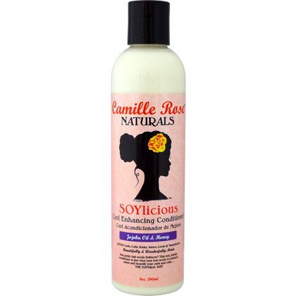 Camille Rose Naturals Soy Curl Enhancing Conditioner