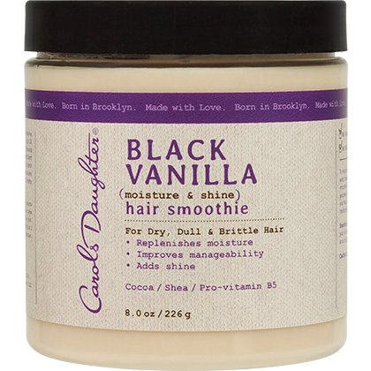 Carols Daughter Black Vanilla Hair Smoothie