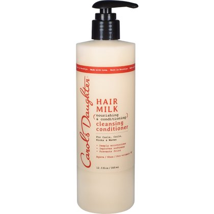 Carol S Daughter Hair Milk Co Wash Cleansing Conditioner