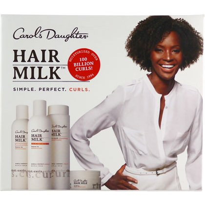 Carols Daughter Hair Milk Starter Kit