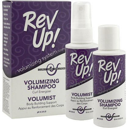 Curly Hair Solutions Revup Volumizing System