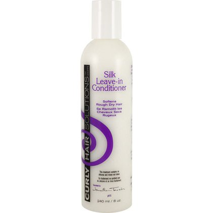 Curly Hair Solutions Silk Leave In Conditioner