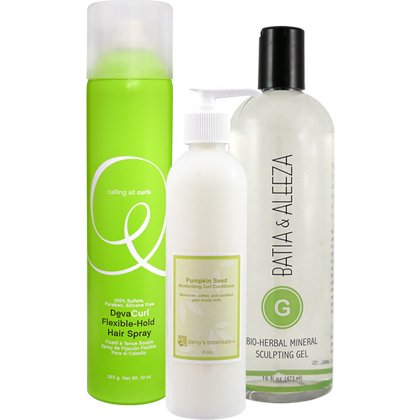 Curly Moisturizing Kit