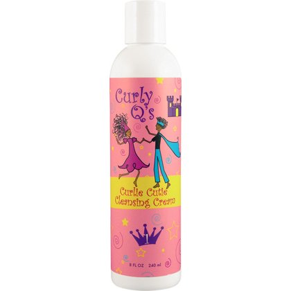 Curly Qs Curly Cutie Cleansing Cream
