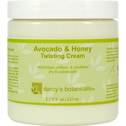 Darcys Botanicals Avocado Honey Twisting Cream