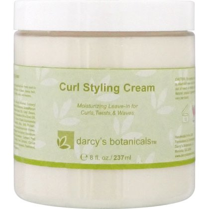 Darcys Botanicals Curl Styling Leave In Creme