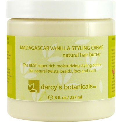 Darcys Botanicals Madagascar Vanilla Styling Creme