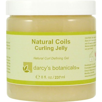 Darcys Botanicals Natural Coils Curling Jelly