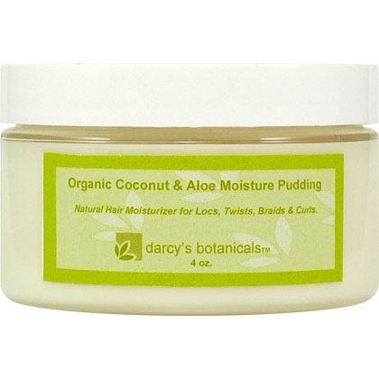 Darcys Botanicals Organic Coconut Aloe Moisture Pudding