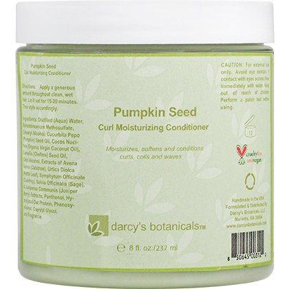Darcys Botanicals Pumpkin Seed Moisturizing Conditioner