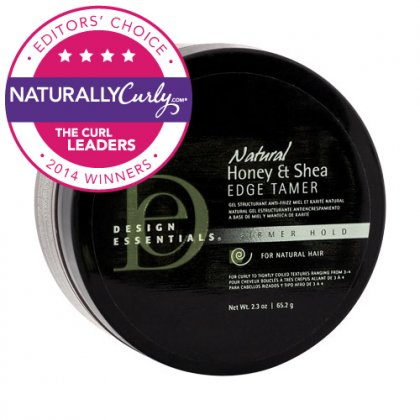Design Essentials Natural Honey Shea Edge Tamer