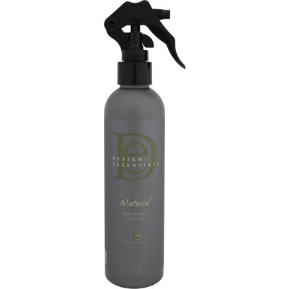 Design Essentials Natural Twist And Set Setting Lotion