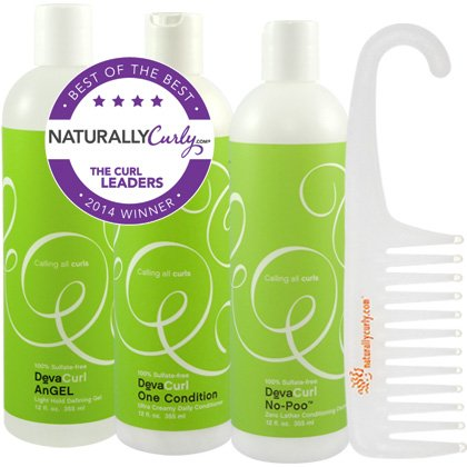 Devacurl 3 Step Set