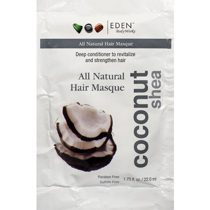 Eden Bodyworks Coconut Shea All Natural Hair Masque