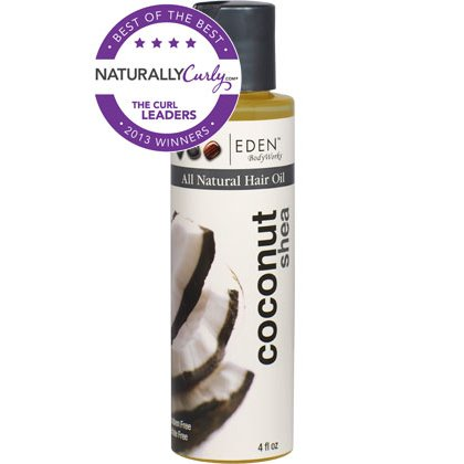 Eden Bodyworks Coconut Shea All Natural Hair Oil
