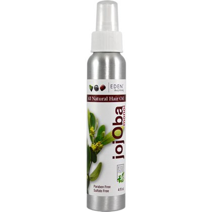 Eden Bodyworks Jojoba Monoi All Natural Hair Oil