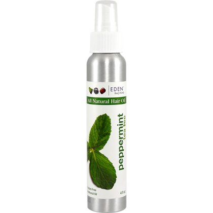 Eden Bodyworks Peppermint Tea Tree Hair Oil