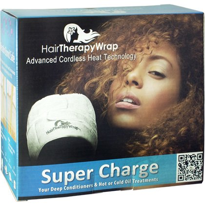 Hair Therapy Wrap Thermal Turban Heat Wrap