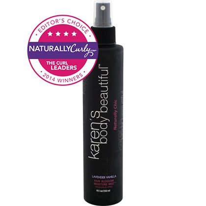 Karens Body Beautiful Hair Blossom Moisture Mist