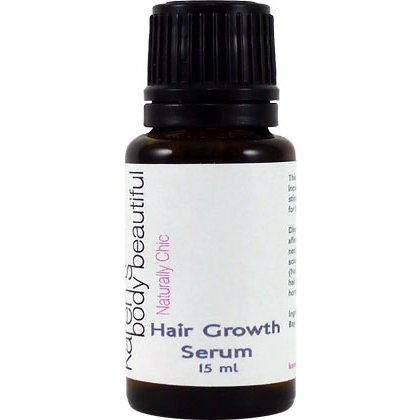 Karens Body Beautiful Hair Growth Serum
