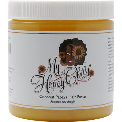 Myhoneychild Coconut Papaya Hair Paste