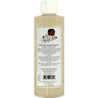 Myhoneychild Olive You Scalp Cleanser