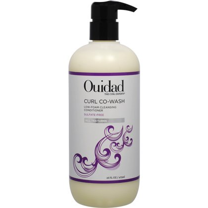 Ouidad Curl Co Wash Low Foam Cleansing Conditioner