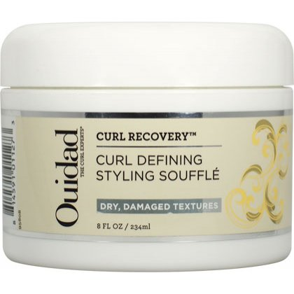 Ouidad Curl Recovery Curl Defining Styling Souffle