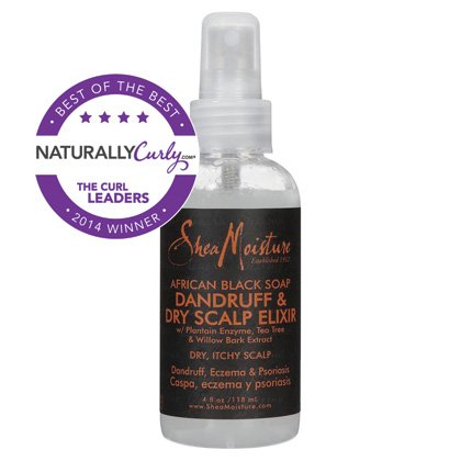 Sheamoisture African Black Soap Dandruff Dry Scalp Elixir