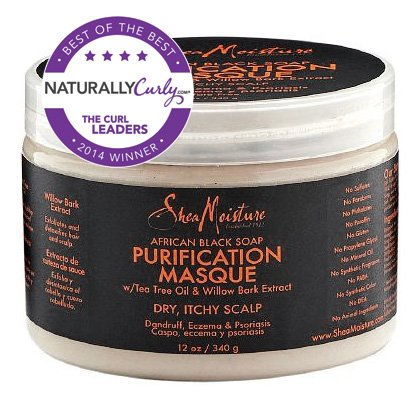 Sheamoisture African Black Soap Purification Masque