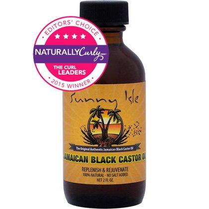 Sunny Isle Jamaican Black Castor Oil 2oz