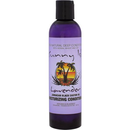Sunny Isle Jamaican Black Castor Oil Lavendar Deep Conditioner