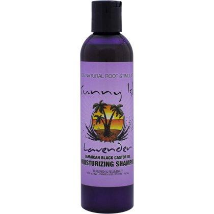 Sunny Isle Jamaican Black Castor Oil Lavendar Shampoo