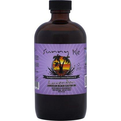 Sunny Isle Jamaican Black Castor Oil Lavendar