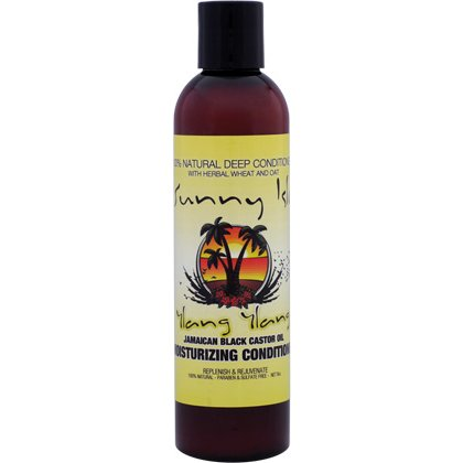 Sunny Isle Jamaican Black Castor Oil Ylang Ylang Conditioner