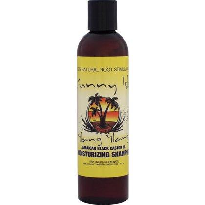 Sunny Isle Jamaican Black Castor Oil Ylang Ylang Shampoo